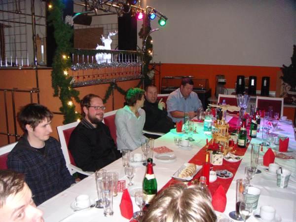 Weihnachtsfeier der Ostsee Touristik AG 6